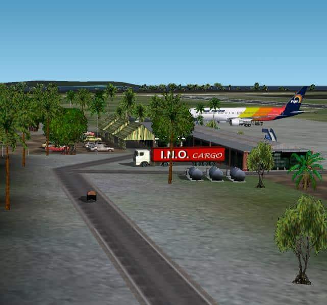 fs2002 fua 39 amotu international airport nuku 39 alofa tonga. Black Bedroom Furniture Sets. Home Design Ideas