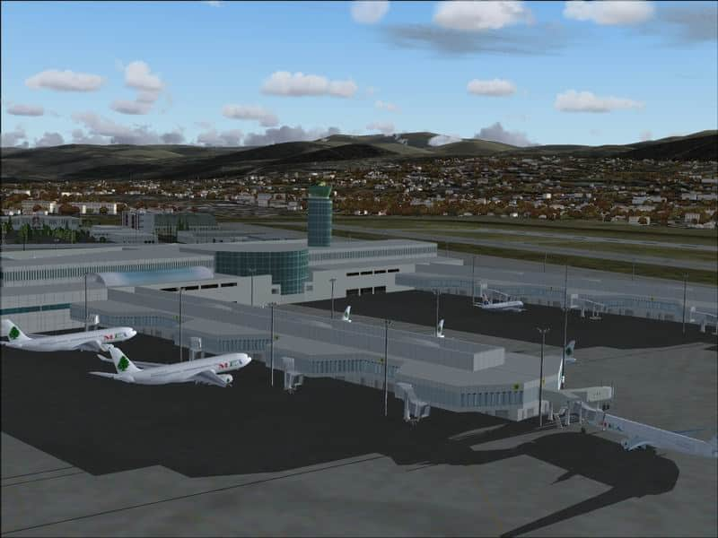 FS2004/2002 MEA Flight Plans - Flight Simulator Addon / Mod