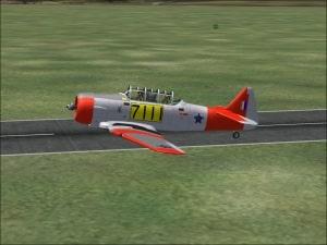 FS2004/2002 T-6 Harvard SAAF Repaints - Flight Simulator ...