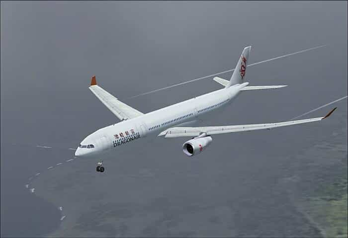 FSPainter A-330-300 RR 3 livery pack - Cathay Pacific, DragonAir and