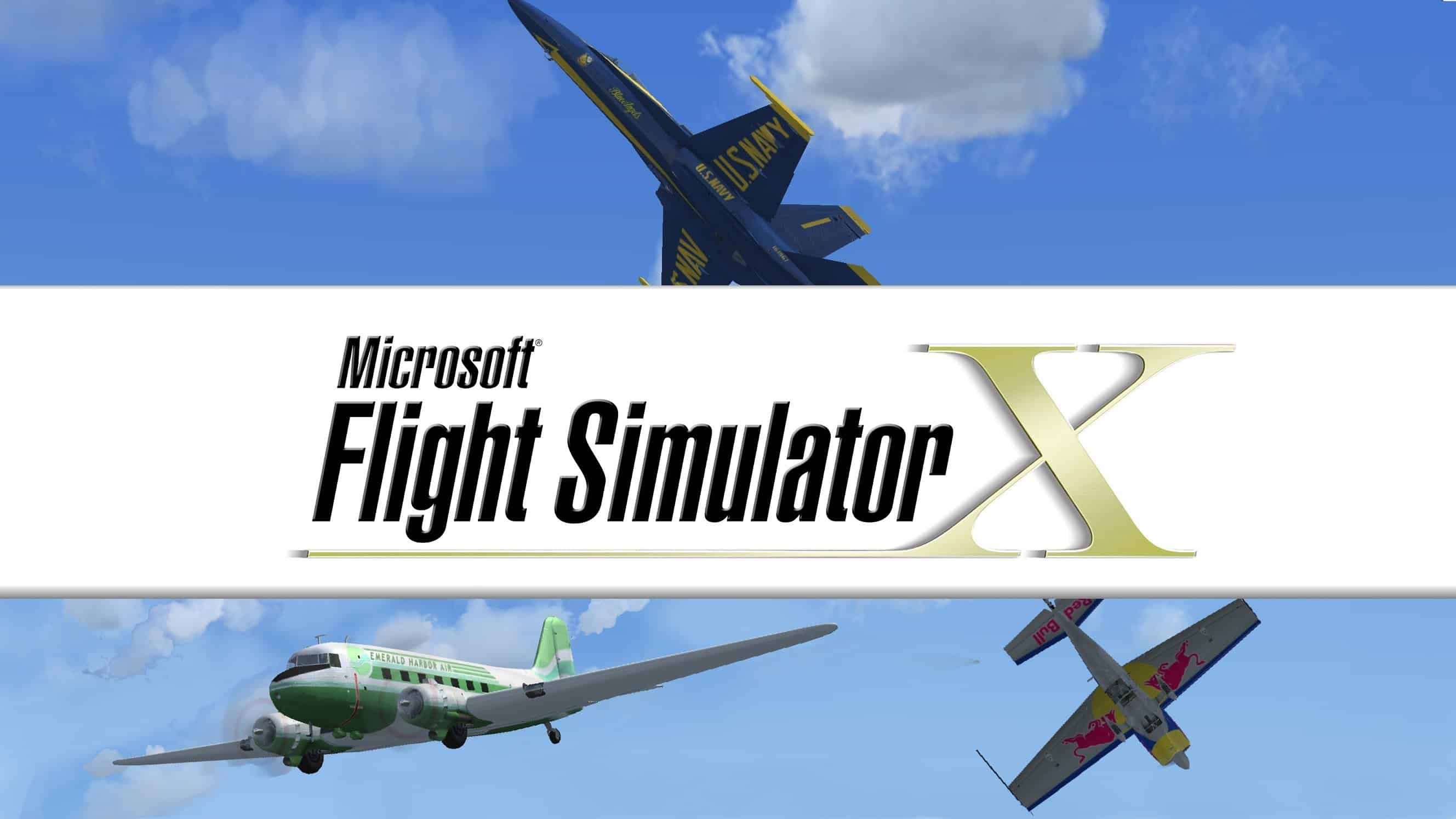 FSX Additional ATC Airlines - Flight Simulator Addon / Mod
