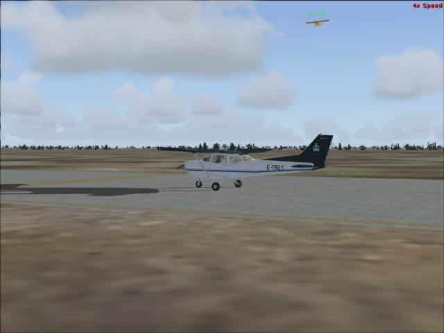 FS2004 CYKF Kitchener Waterloo Airport, Ontario, Canada - Flight ...