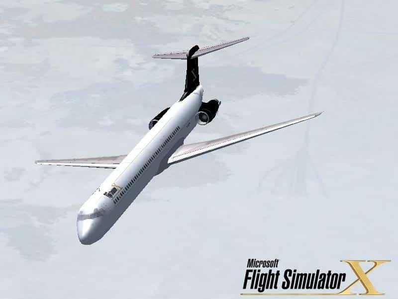 FSX MD-83 - gbpusdchart com
