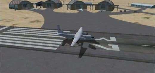 google earth flight simulator instructions