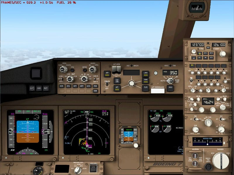 fsx boeing 777 panel free download
