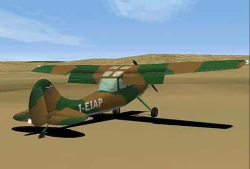 Game bird 1 aircraft