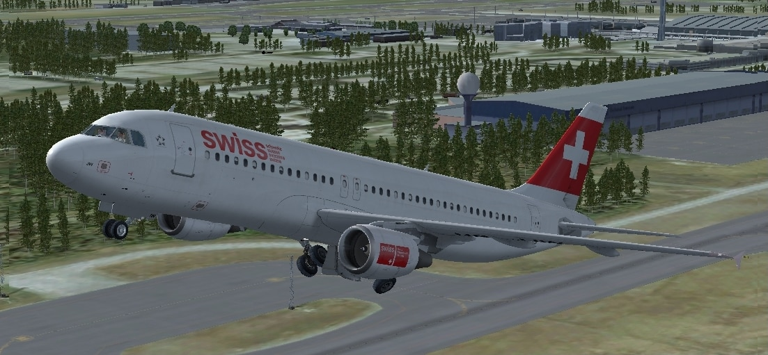 FSX Project Airbus A320 Package with 12 liveries - Flight