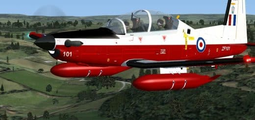 BELL 412 Sandiego Bambi Bucket Update - Flight Simulator Addon / Mod