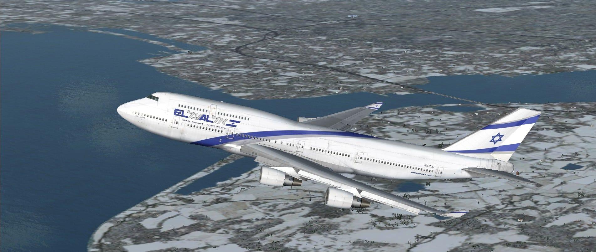 Ситуация в области безопасности отразилась на работе международного аэропорта Израиля