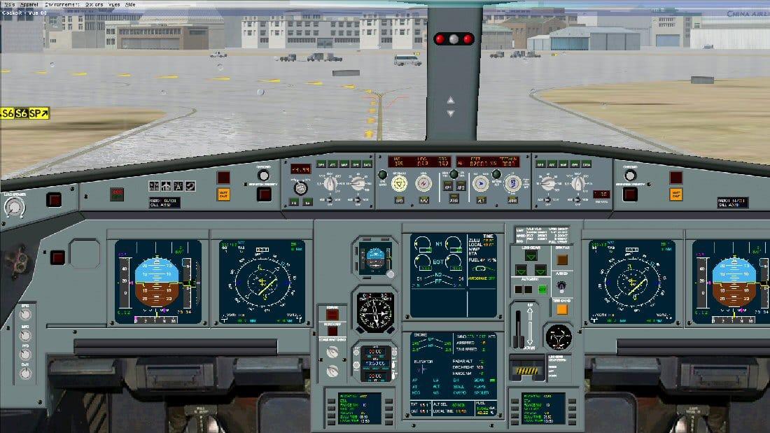 FSX Airbus A330-200 Air France - Flight Simulator Addon / Mod