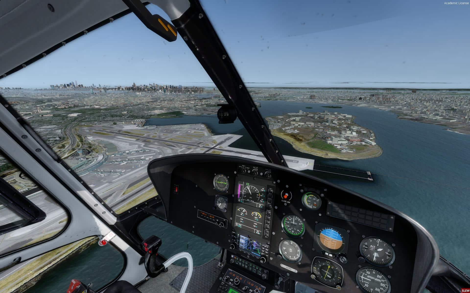 FSX/P3D New York Airports X Accelerator - Flight Simulator