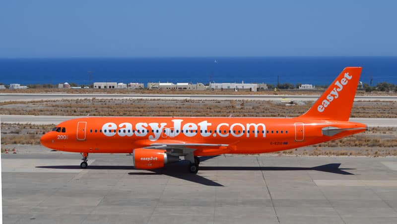 SMS A320 Easyjet 200th Textures Orange - Flight Simulator