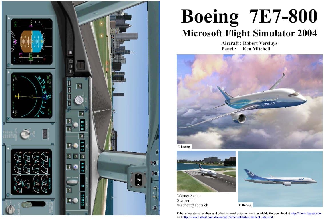 boeing 7e7 case study excel Boeing 7e7 case study wacc calculation the boeing company is an international aerospace and defense corporation originally founded by william e boeing.