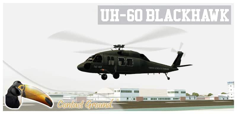 FSX/FS2004 UH-60 Black Hawk Sounds - Flight Simulator Addon