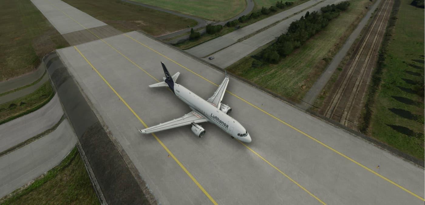 Eddp Leipzig Halle Taxiway Fix V1 0 Microsoft Flight Simulator 2020 Mod
