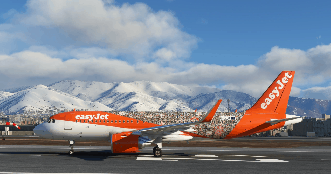 EasyJet 20 Years (G-EZOX) A320 Neo v1.0 - MSFS2020 ...