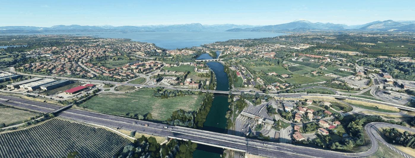 Peschiera del Garda, Verona Prov,Italy v1.0 - MSFS2020 ...