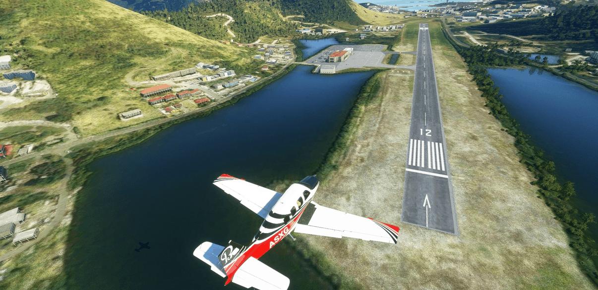 saint martin TNCM TFFG v1.0 - MSFS2020 Airports Mod