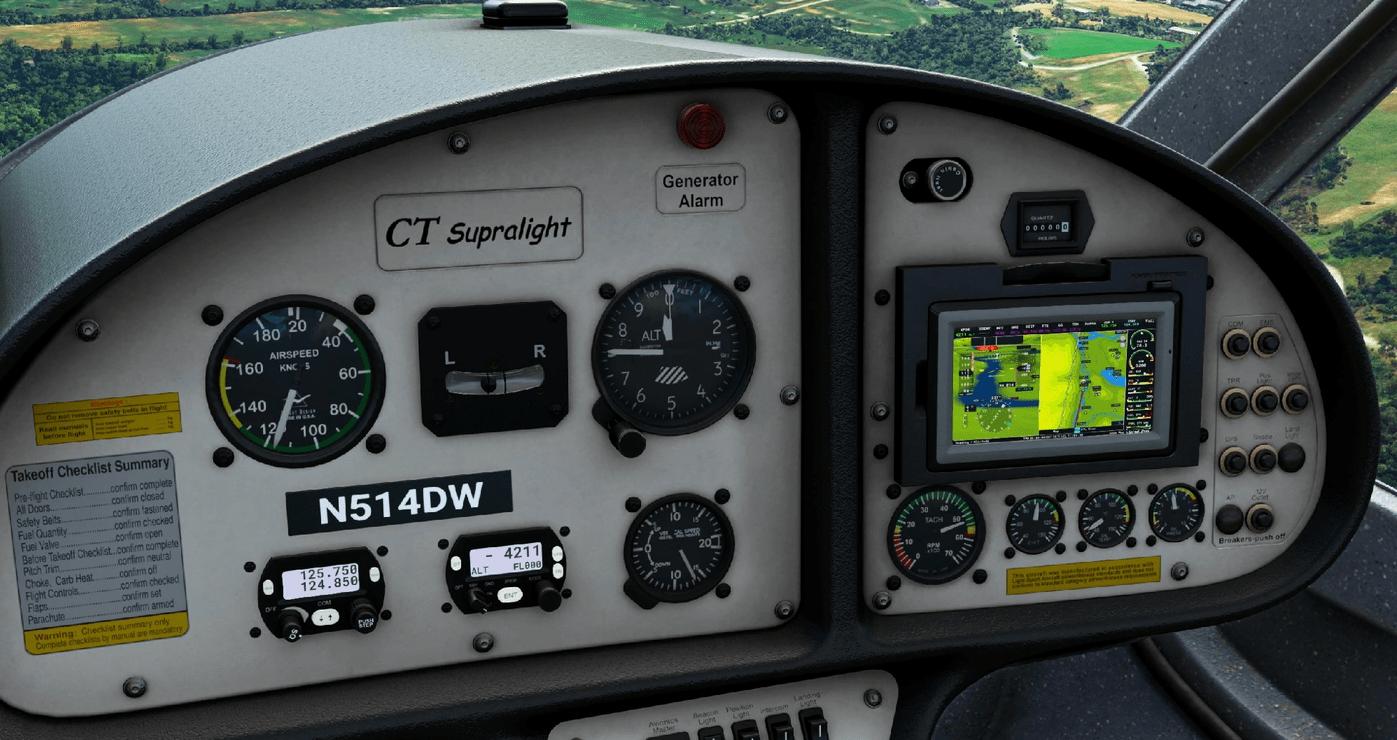Flight Design CTSL - 2021 G3X Avionics & Autopilot Mod v1 ...