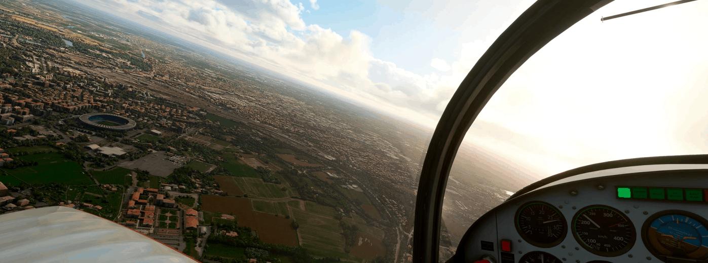 Verona,Italy v1.0 - MSFS2020 Scenery Mod